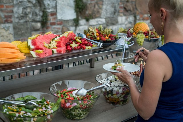 Budapest Party Service - Catering