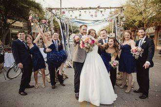 Egyedi, különleges esküvői dekoráció és helyszín