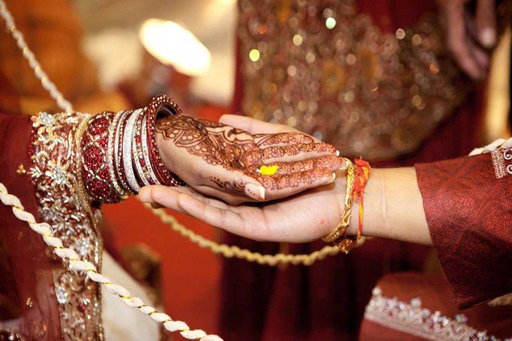Indiai esküvői szokások