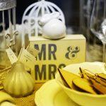 Esküvői dekoráció bemutatóterem - Wedding Factory