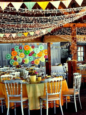 Prémium esküvői dekoráció - Wedding Factory