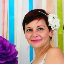 Károlyi Krisztina - virágkötő és dekoratőr