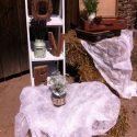 Pajta-nász sküvői dekoráció