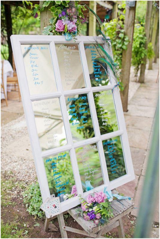 Ablak ültetési rend