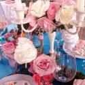 Csodaország asztaldísz