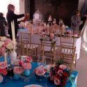 Csodaország esküvői teríték
