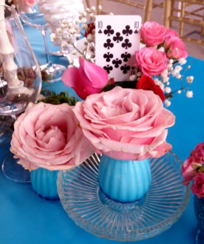 Csodaország esküvői dekoráció