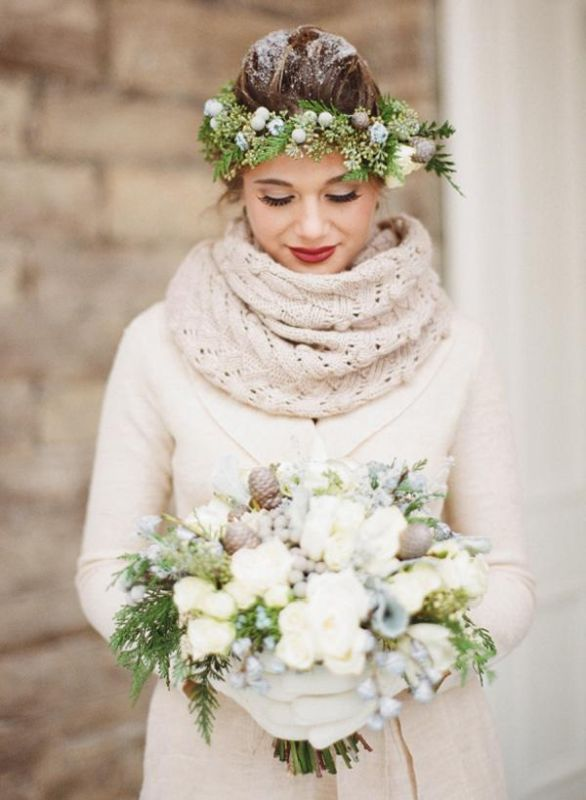 Sál-kardigán menyasszonyi ruha