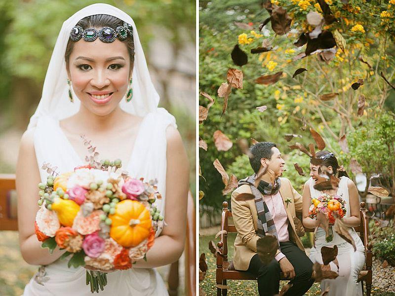 Hálaadás napi esküvő