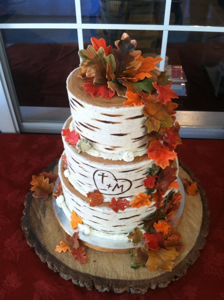Farönk esküvői torta