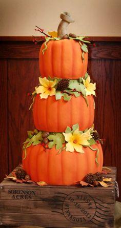 Tökös torta