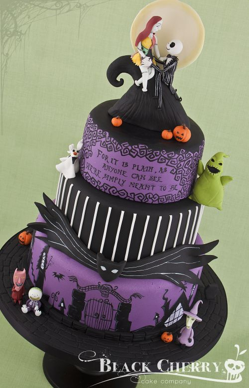 Disney esküvői torta