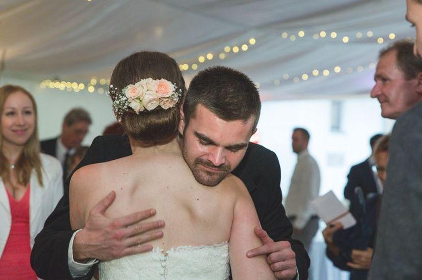 Judit és Bálint őszi esküvője