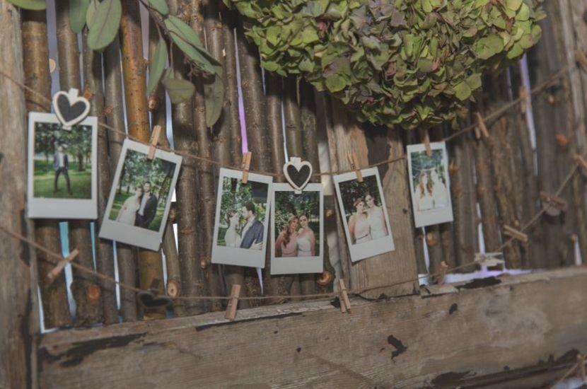 Esküvői dekoráció képekkel