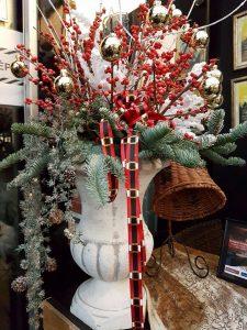 Karácsonyi rendezvénydekoráció