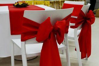 Piros székmasni