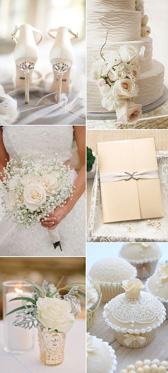 Natúr esküvői dekoráció