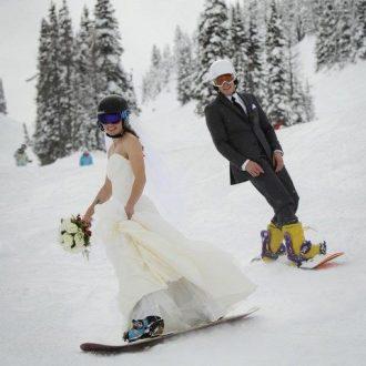 Sportrajongók esküvője