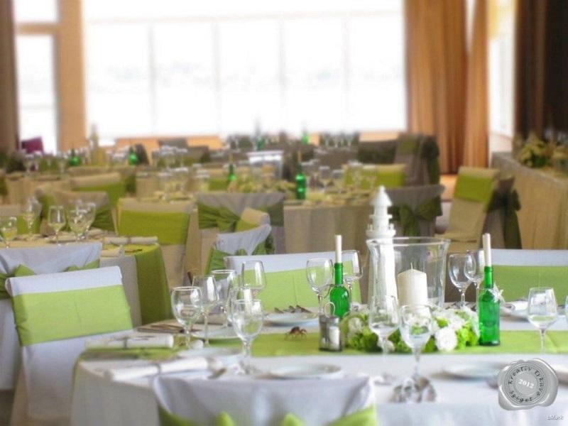 Zöld tengeri esküvő