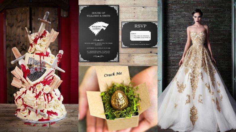 Kocka esküvői dekoráció