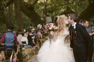 Steampunk esküvő