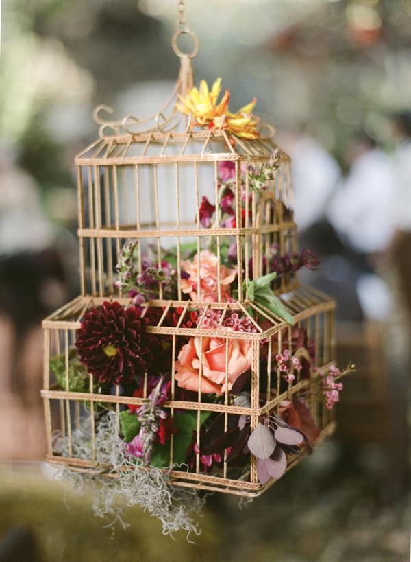 Steampunk esküvői dekoráció