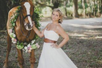 Ló az esküvőn