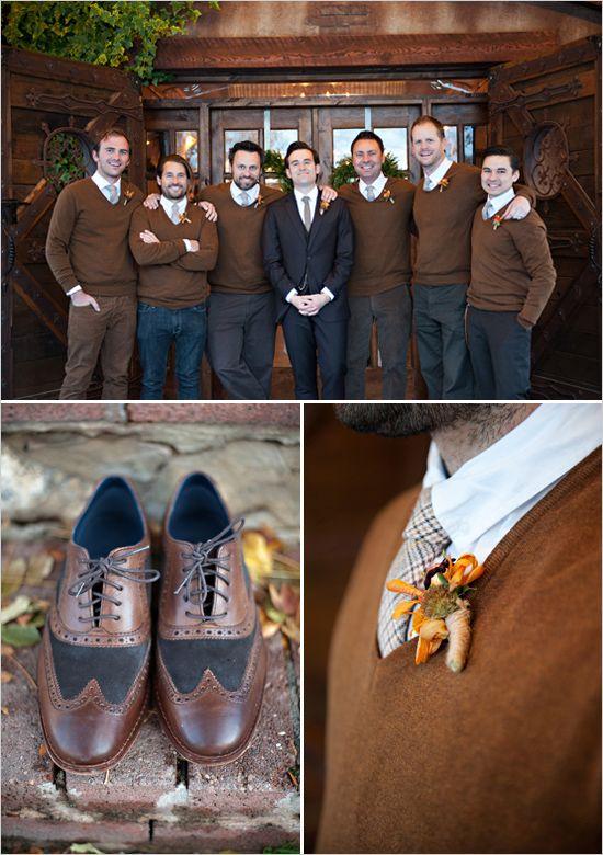 Stílusos vőlegény cipő